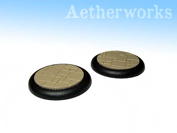 40mm Flagstone Base Inserts (2)