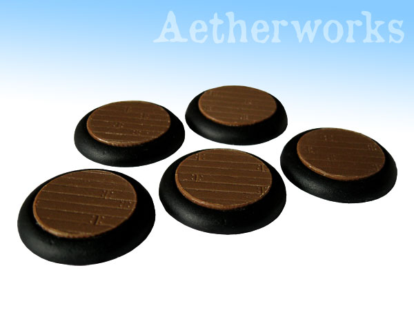 30mm Wood Decking Base Inserts (5)