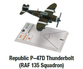 Wings Of Glory WWII: Republic P-47D Thunderbolt (RAF 135 Squadron)