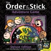The Order of the Stick Adventure Game Deluxe Edition