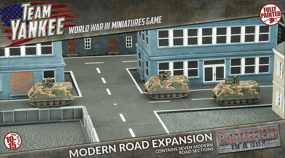 Modern Roads Expansion