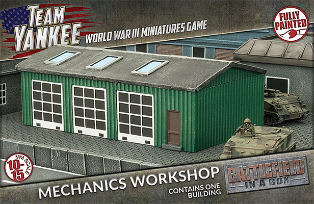 Mechanics Workshop