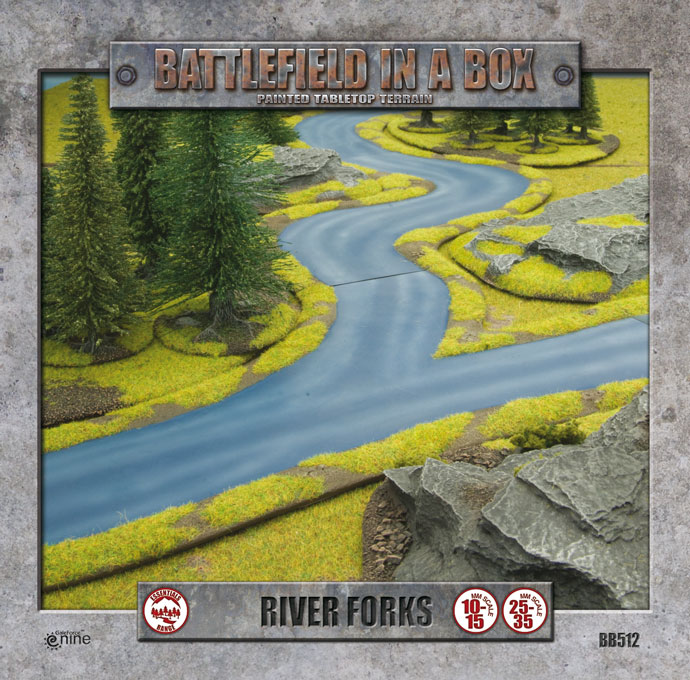 River Expansion - Fork