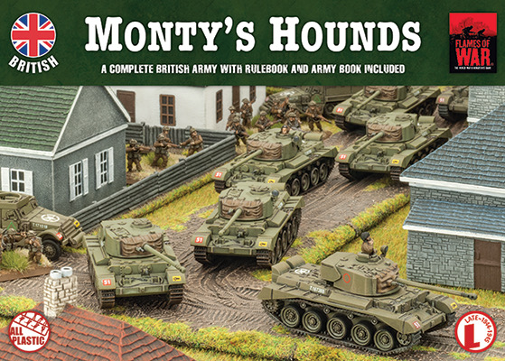 Monty's Hounds (Army Deal)