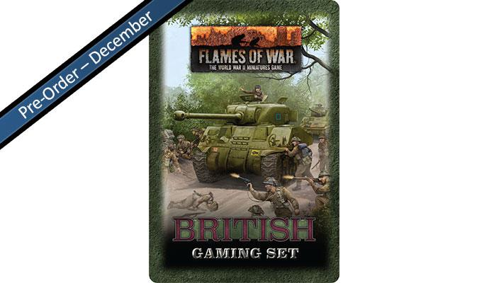 British Tin (x20 Tokens, x2 Objectives, x16 Dice)