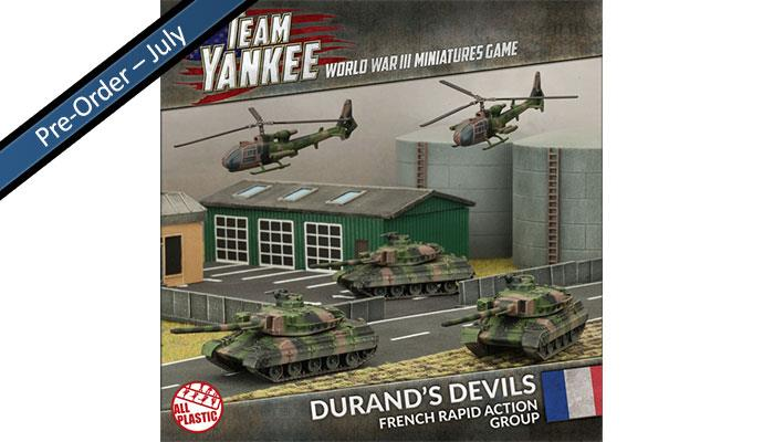 Durand\'s Devils (Plastic Army Deal)