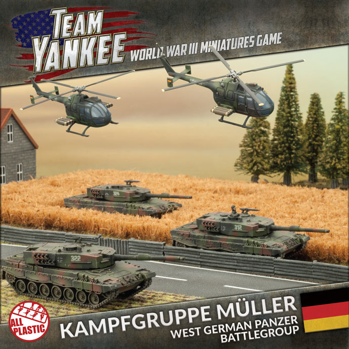 Kampfgruppe Muller (Army Deal - updated)