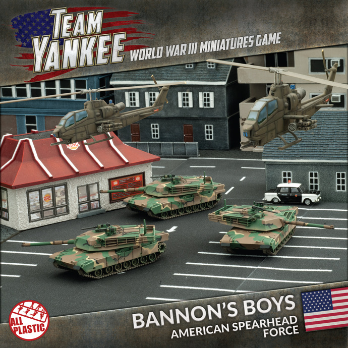 Bannon\'s Boys (Army Deal - updated)