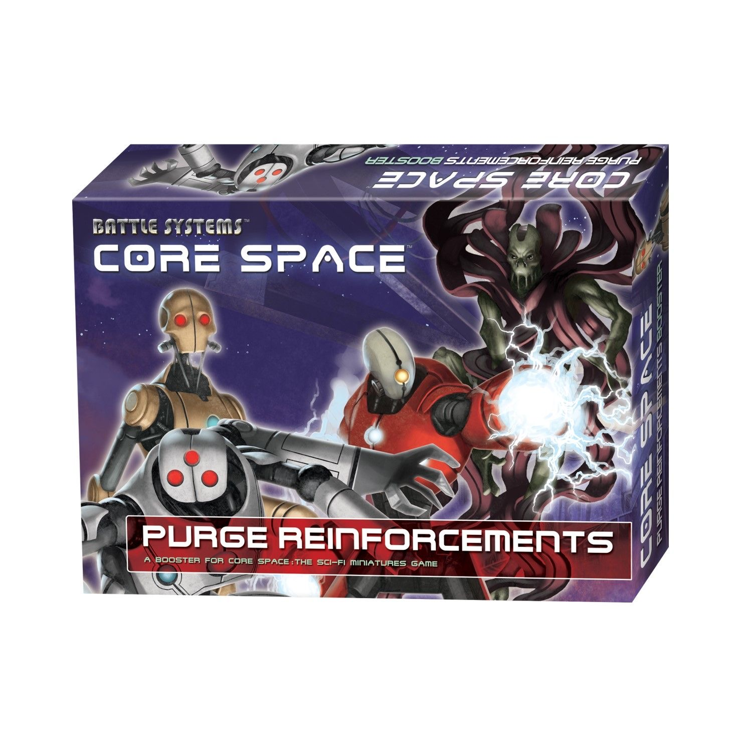 Core Space Purge Reinforcements