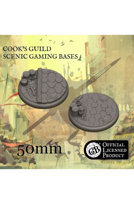 Cook's 50mm bases