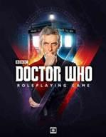 Doctor Who RPG - Doctor Who Core Rulebook (HC Lim Ed)