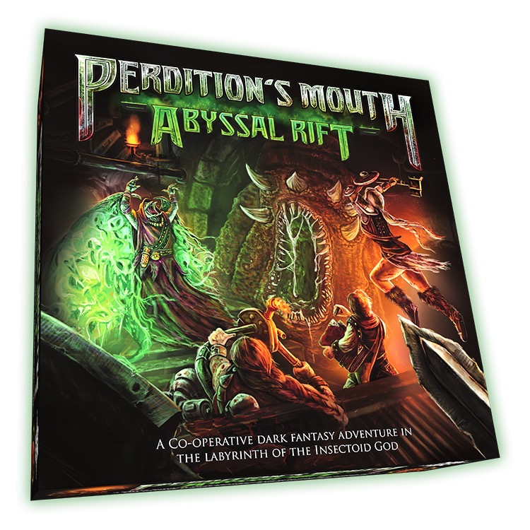 Perdition\'s Mouth (Retail)