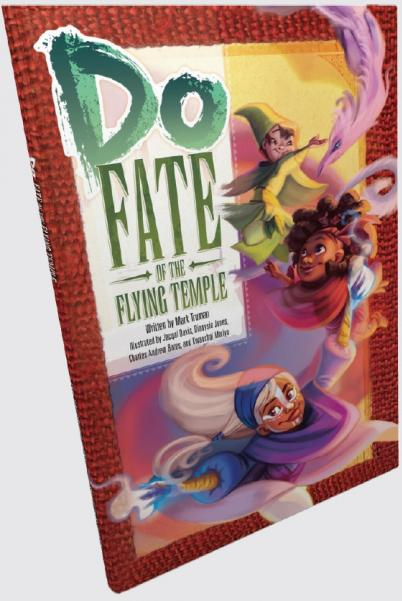 Do: Fate of the Flying Temple
