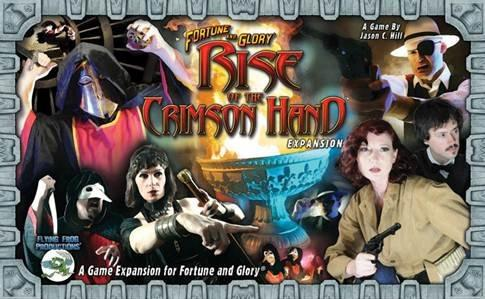 Fortune and Glory Expansion: Rise of Crimson Hand