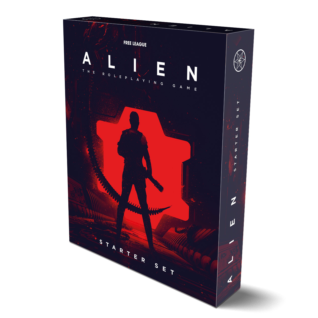 ALIEN RPG Starter Set (Boxed Set RPG)