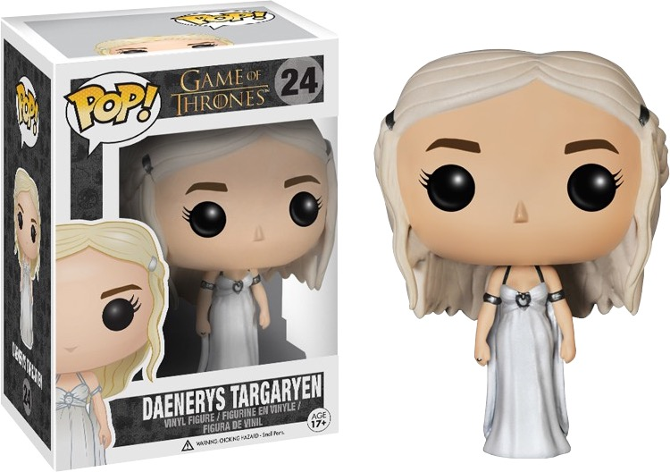 Game of Thrones - Daenerys Wedding Gown Pop!