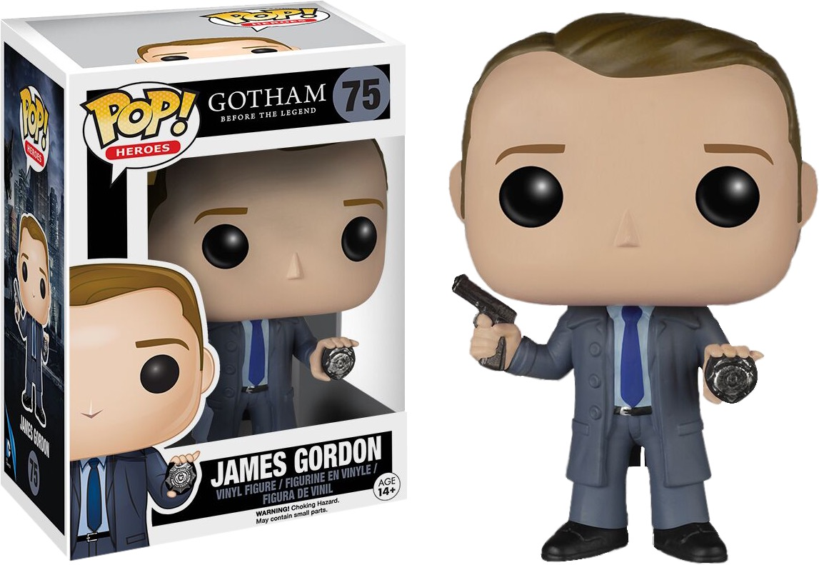 Gotham - James Gordon Pop!