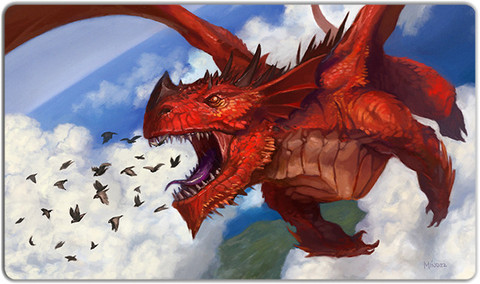 Inked Playmat: Dragon