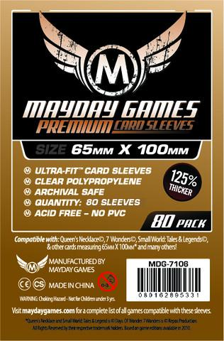 Premium Magnum Copper Sleeves:
