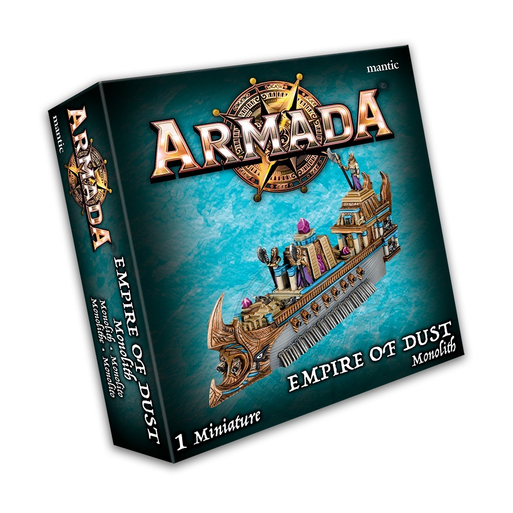 Armada: Empire of Dust Monolith