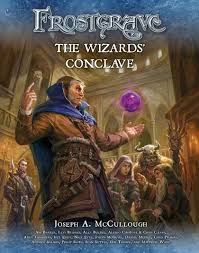 Frostgrave: The Wizard\'s Conclave