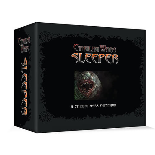 Cthulhu Wars: Sleeper Faction Expansion