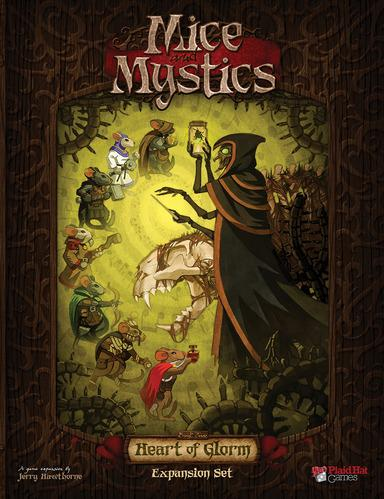 Mice & Mystics Expansion: The Heart of Glorm