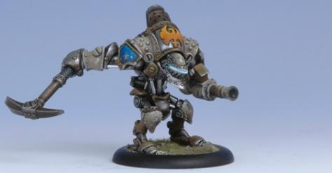 Grenadier - Cygnar Light Warjack