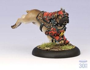 War Dog - Khador Solo