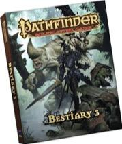 Pathfinder RPG: Bestiary 3 (Pocket Edition)