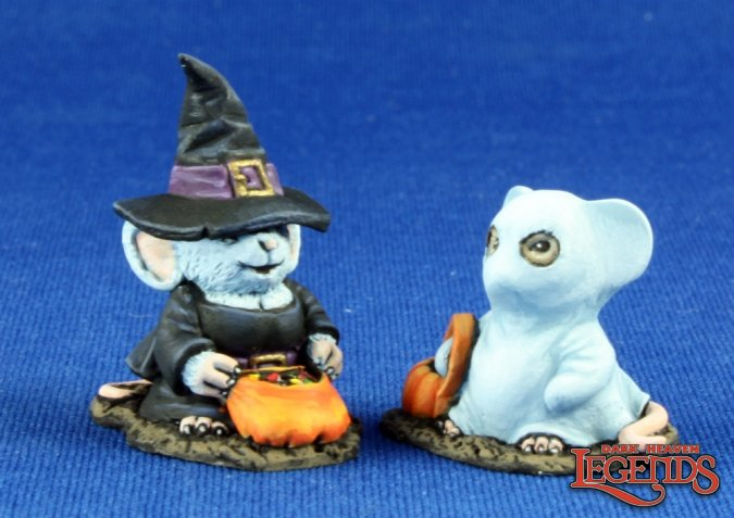 Trick or Treat Mouslings