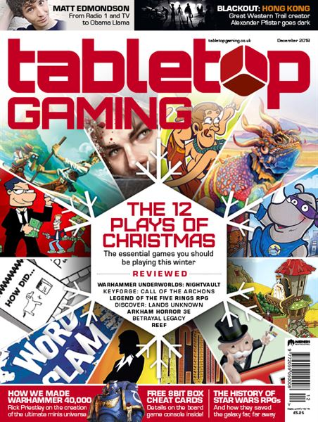 TableTop Gaming Issue 25