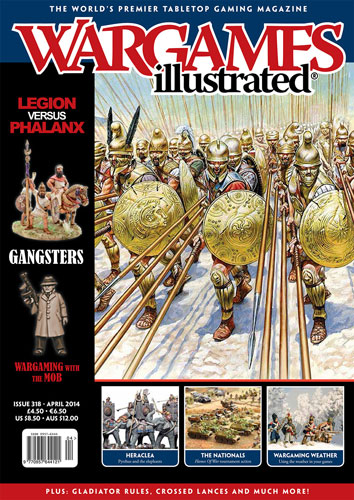 Wargames Illustrated Issue 318