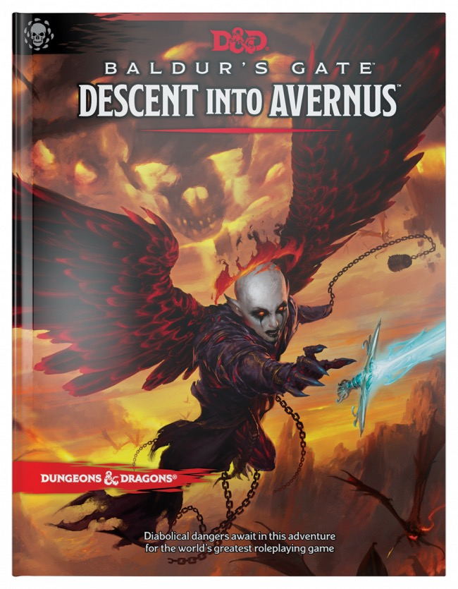 D&D Baldur's Gate - Descent into Avernus