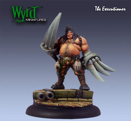 The Executioner - Witch Hunter