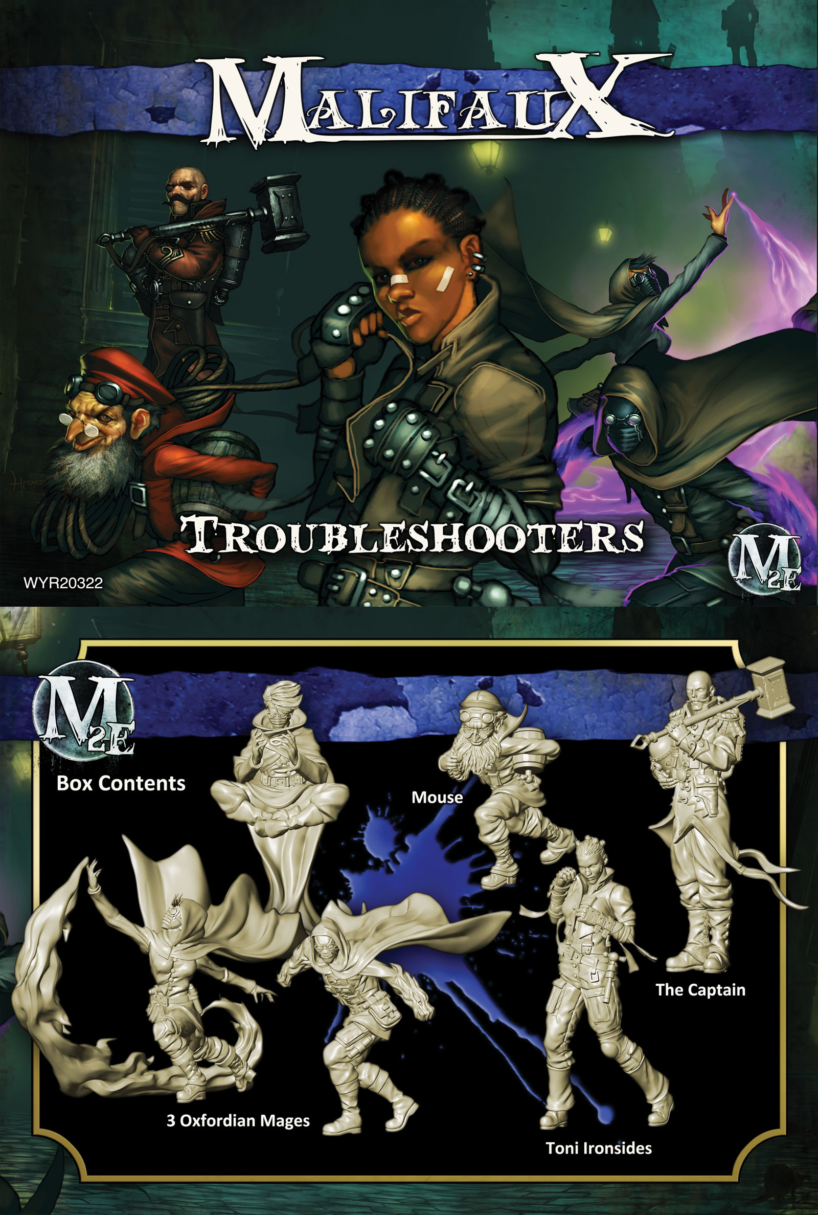Troubleshooters (Ironsides)