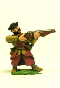 15mm Historical - Polish: Arquebusier # 1 [RPP5]