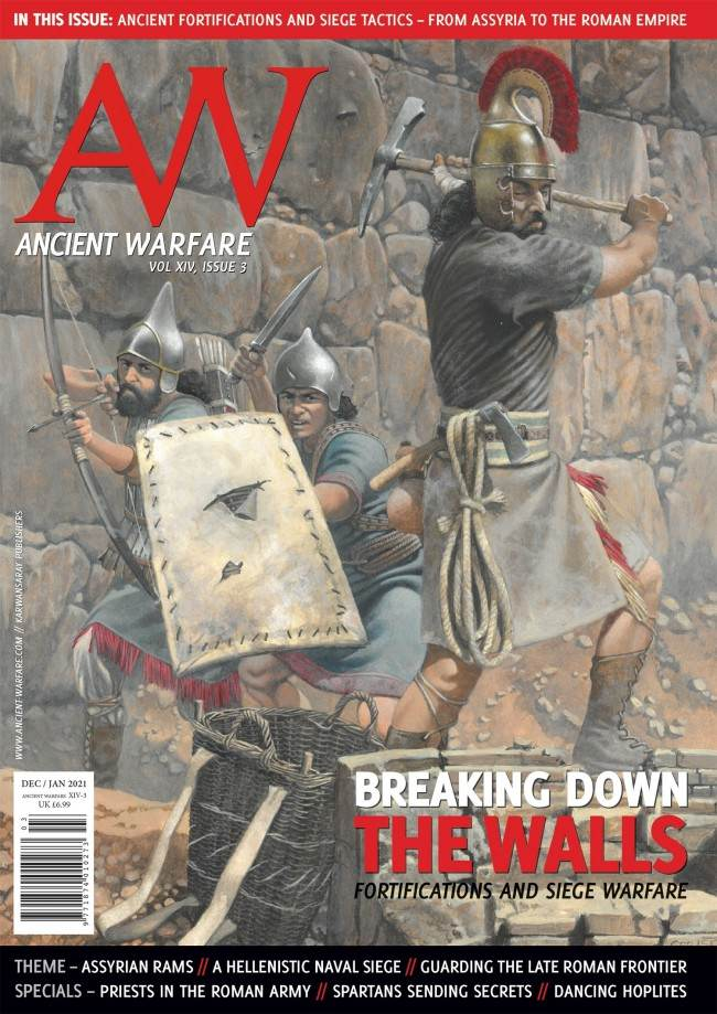 Ancient Warfare Volume 14 Issue 3