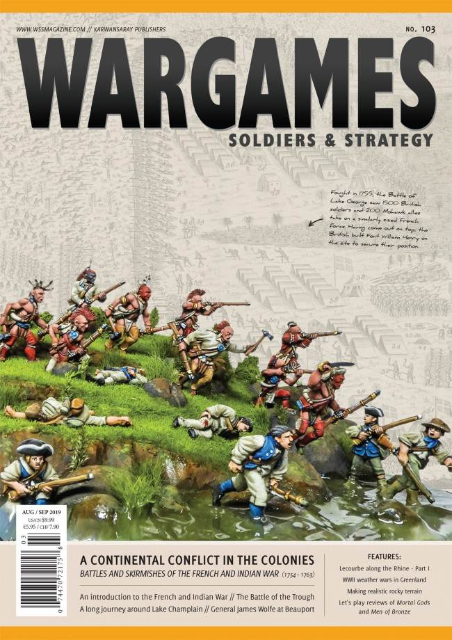 Wargames, Soldier and Strategy Issue 103