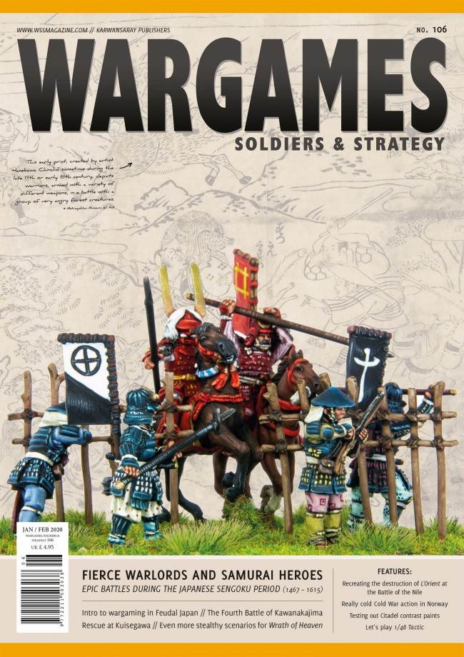 Wargames, Soldier and Strategy Issue 106